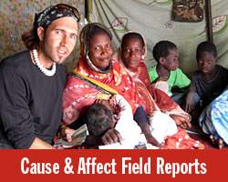 Cause & Affect Field Reports